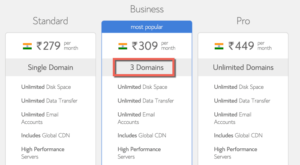 Bluehost-india-pricing