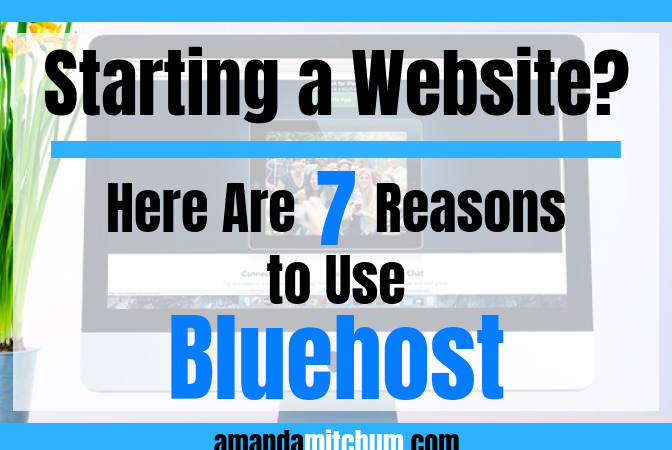 7 Reasons Why You Shouldn't Ignore About Bluehost Hosting